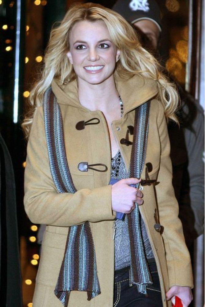 Britney Spears Duffle