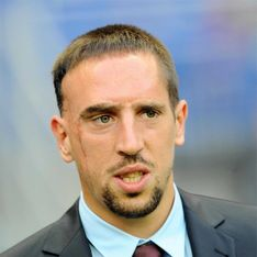Franck Ribéry bientôt papa