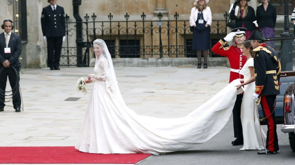 Mariage William et Kate : Sarah Burton, ses confidences sur la robe de Kate