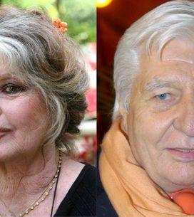 Brigitte Bardot effondrée après le suicide de son ex-mari