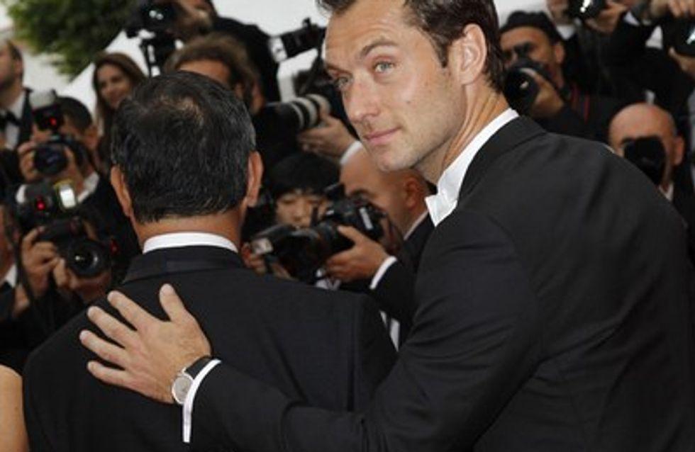 Festival de Cannes 2011: Jude Law et ses amis stars en Chopard