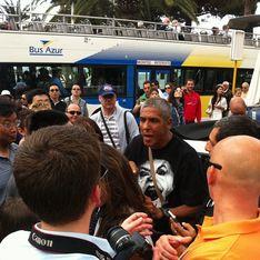 Cannes 2011: Samy Naceri tape son scandale