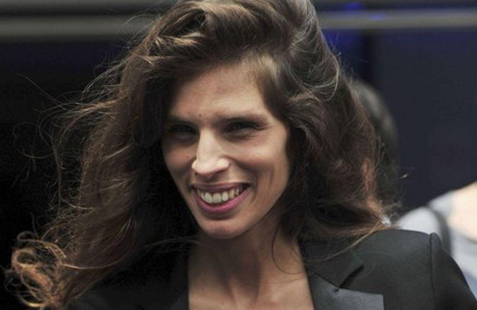 Cannes 2011: MaÏwenn se trémousse en peignoir