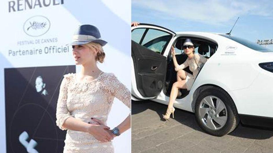 Cannes 2011 : Mélanie Laurent, une maîtresse de cérémonie écolo