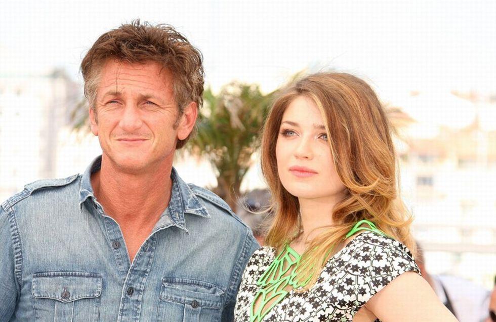 Cannes 2011: Sean Penn prend la fille de Bono sous son aile