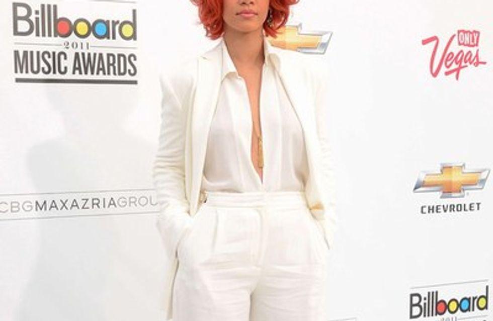 Rihanna : découvrez sa nouvelle tête