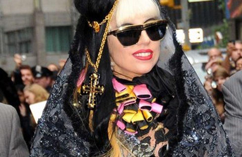 Lady Gaga : Je préfère les hommes plus âgés