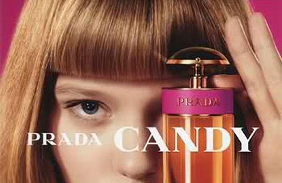 Léa Seydoux, un joli bonbon pour Prada