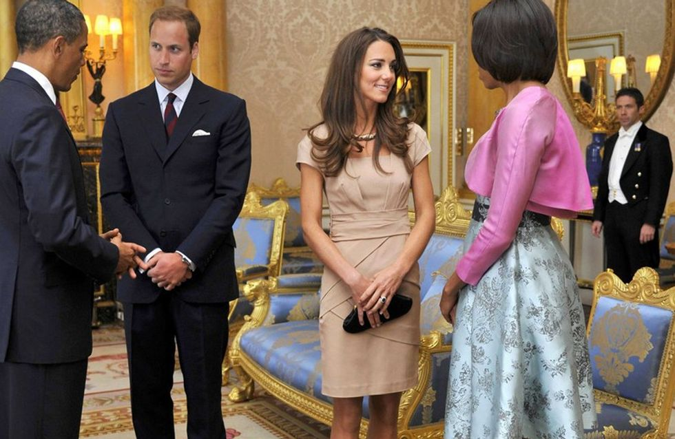 Kate Middleton : on s'arrache sa dernière robe !