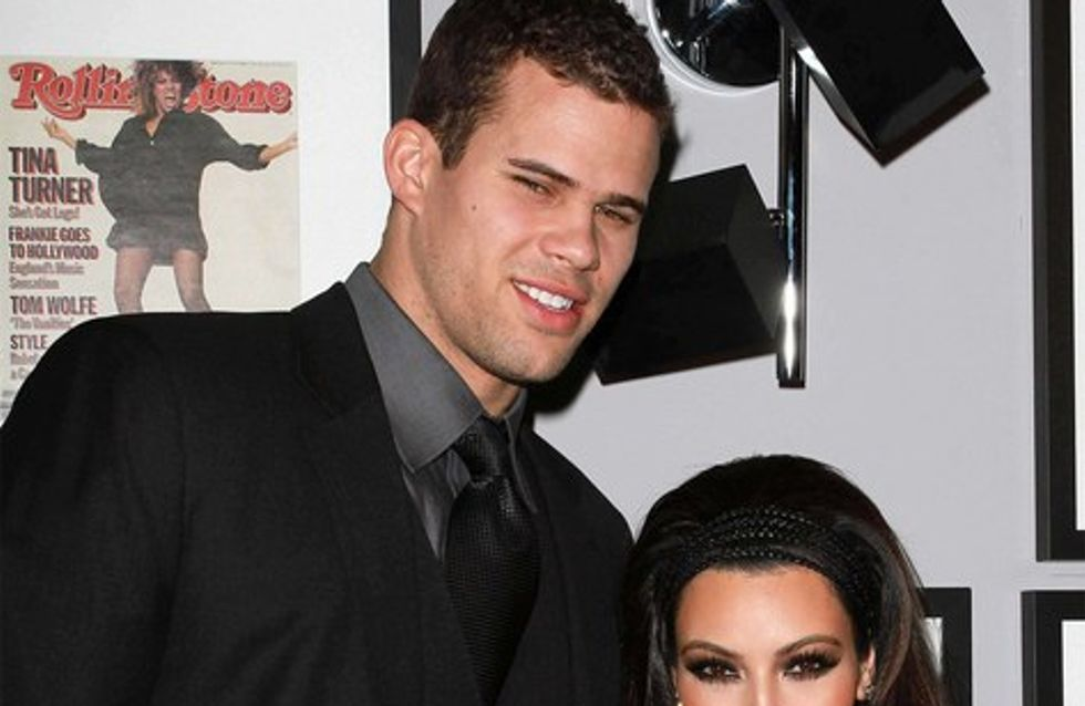 Kim Kardashian : Kris Humphries a demandé sa main à ses parents