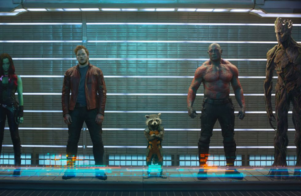 Why Guardians Of The Galaxy Is The Best Marvel Film So Far