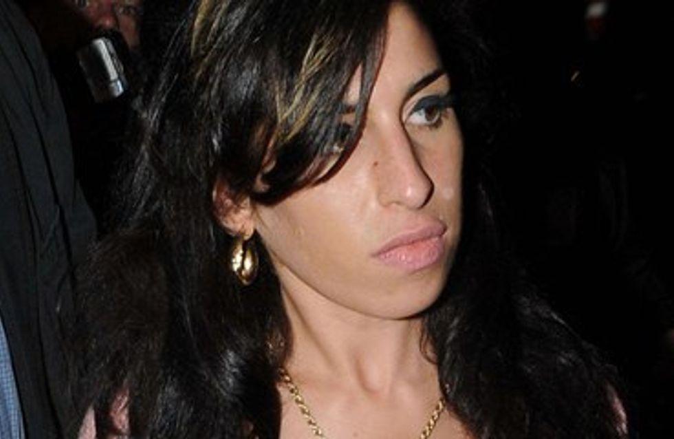 Amy Winehouse : elle retourne en cure de désintox !