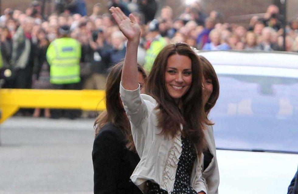 Kate Middleton : son premier baiser était avec une fille