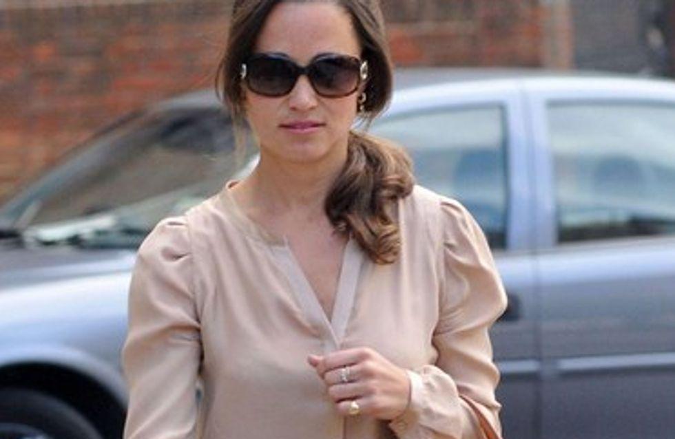 Pippa Middleton : Non, elle n'a pas les plus belles fesses d'Angleterre !