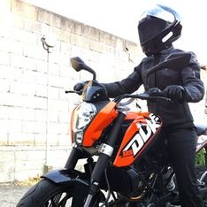 On a testé... une moto nouvelle génération (peur de rien)