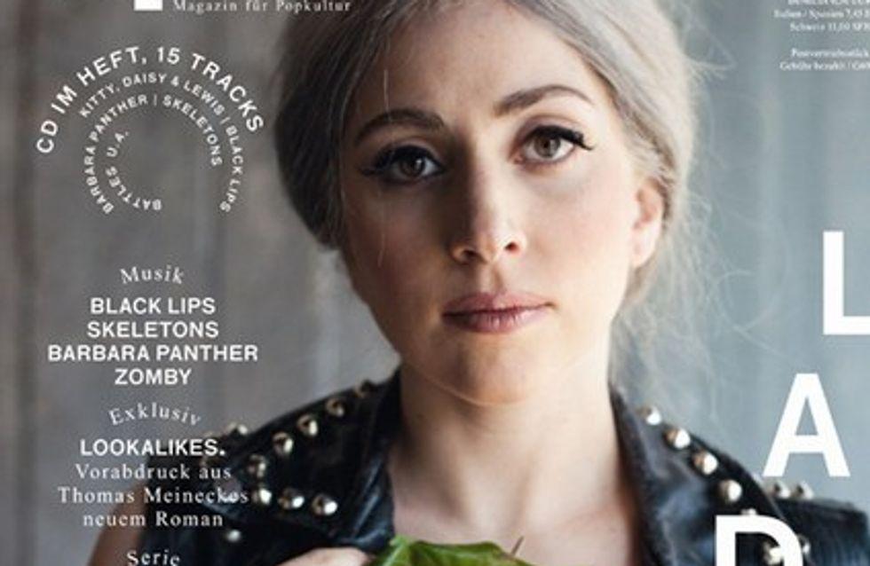 Lady Gaga sans maquillage !