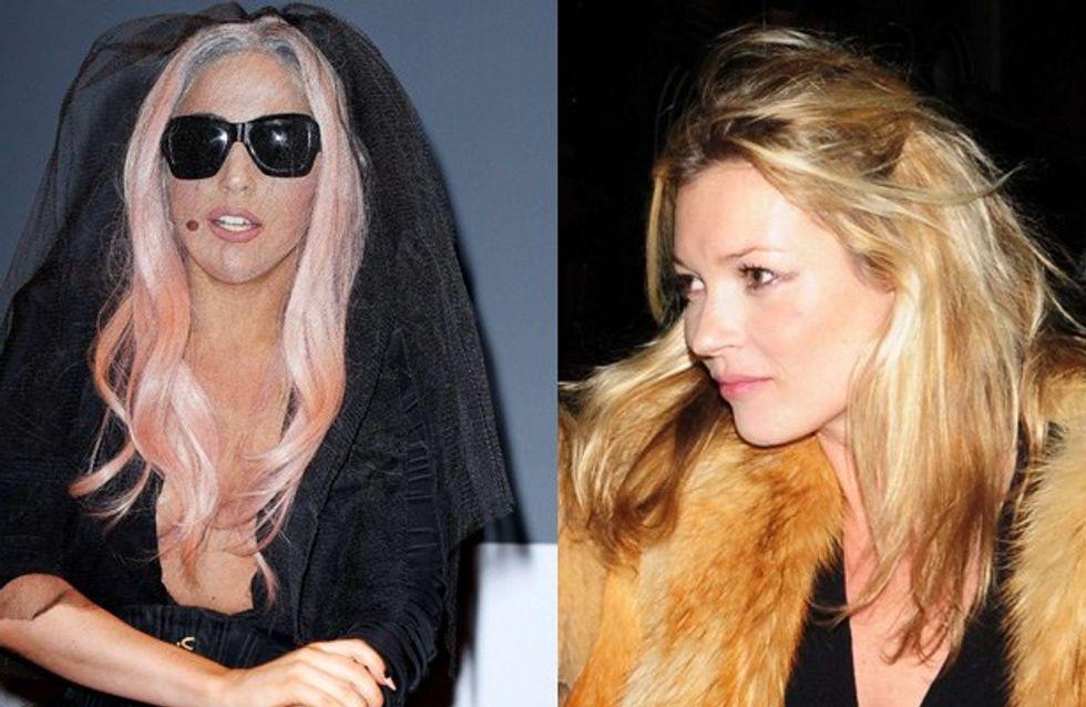 Lady Gaga : découvrez son cadeau de mariage à Kate Moss !