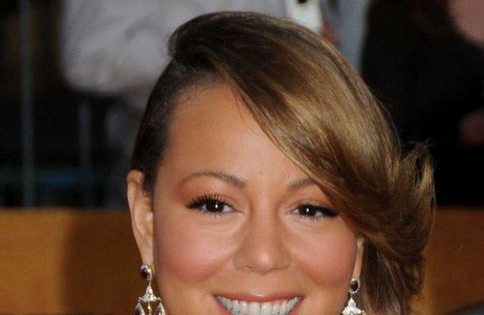 Mariah Carey relookée en lolita gourmande pour une pub