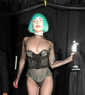 Vidéo : Quand Lady Gaga vous montre ses poils... pubiens !