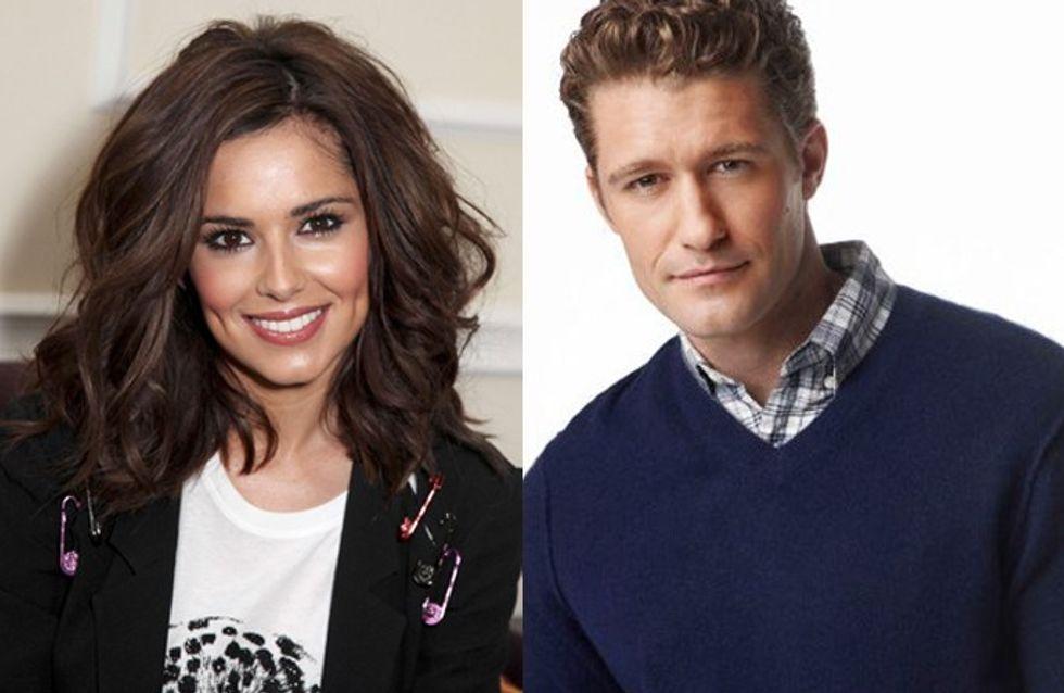 Matthew Morrison de Glee sous le charme de Cheryl Cole...