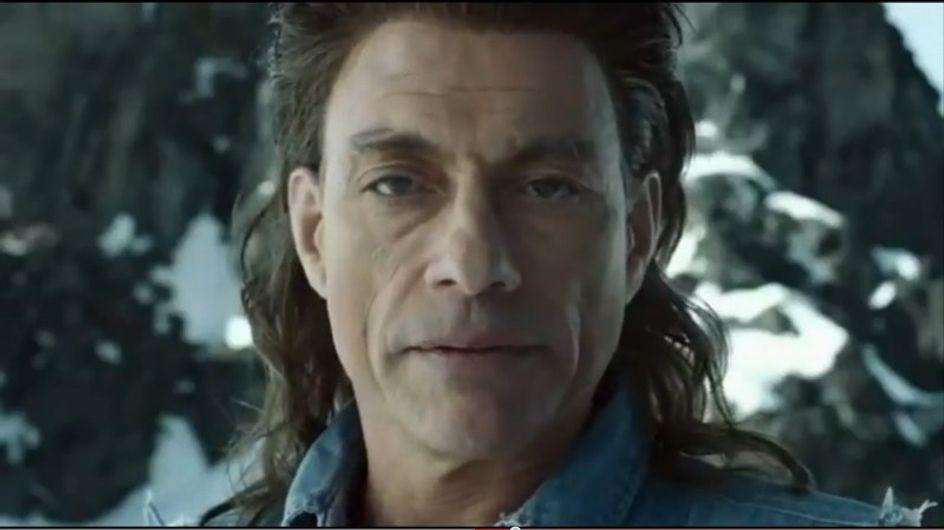 Vidéo : Jean-Claude Van Damme star d'une publicité pour une bière allégée