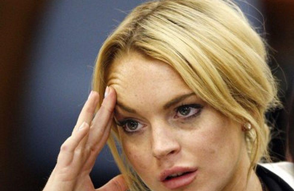 Lindsay Lohan : retour à la case prison ?