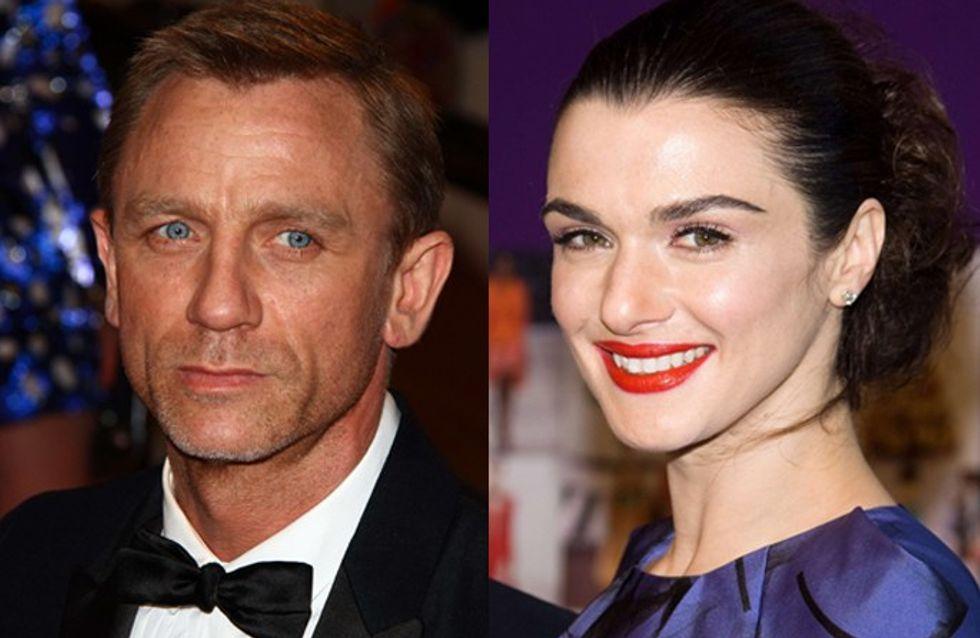 Daniel Craig et Rachel Weisz se sont mariés en cachette !