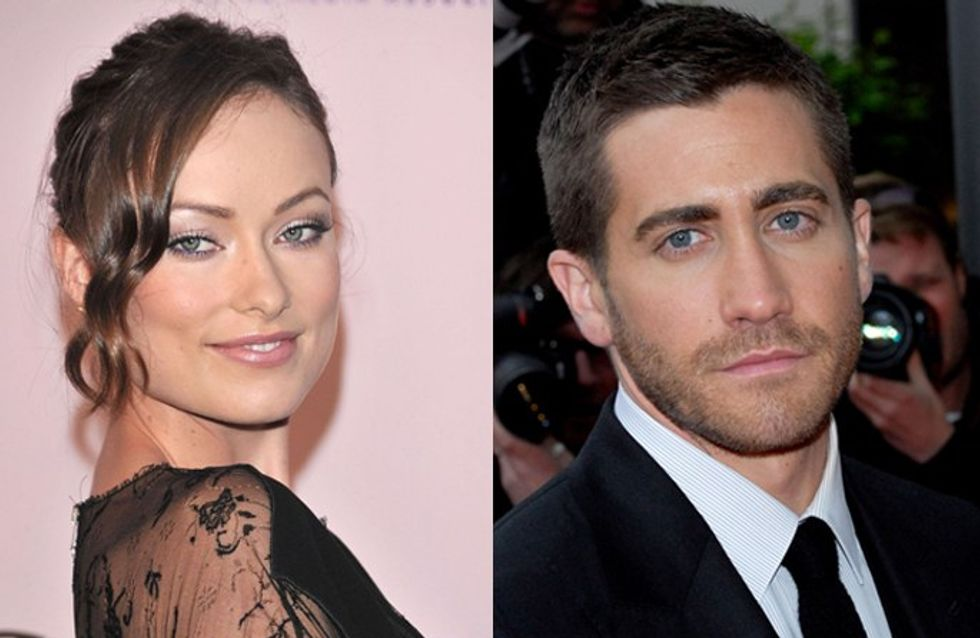 Olivia Wilde casée avec Jake Gyllenhaal ?
