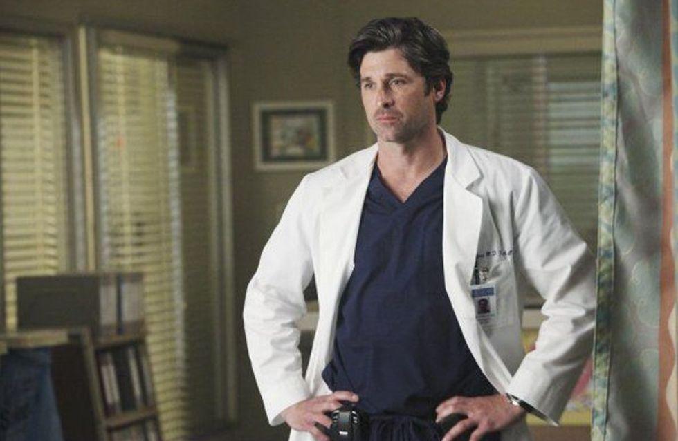 Patrick Dempsey ne supporte plus Grey's Anatomy !