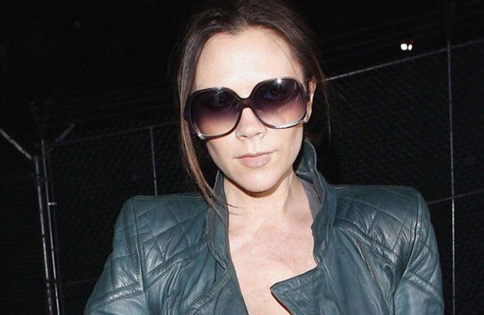 Victoria Beckham bientôt enceinte et nue ? Absolument pas !