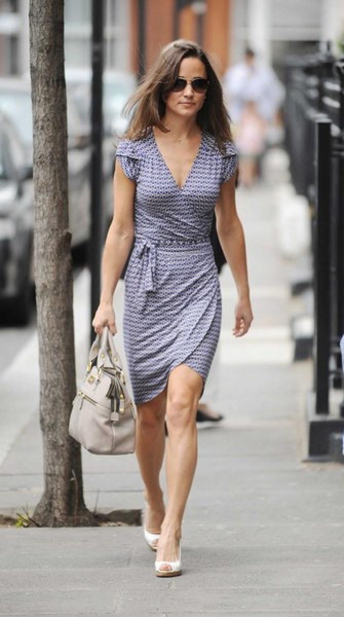 Pippa Middleton et Pierre Sarkozy ensemble ?