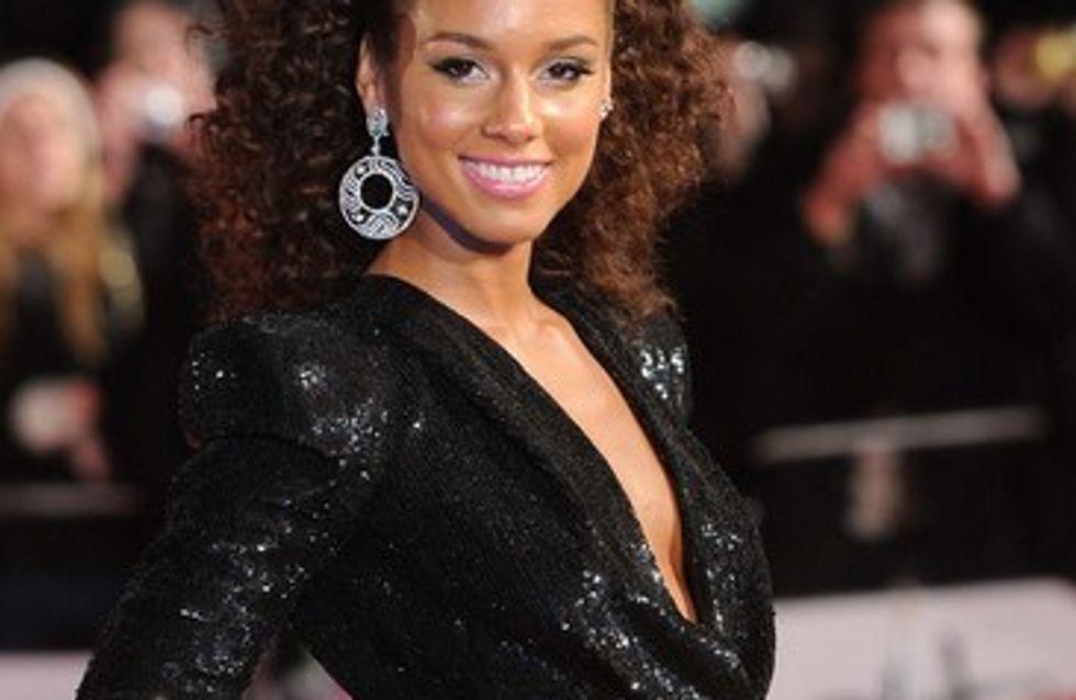 Photos : Alicia Keys vous présente son bébé !