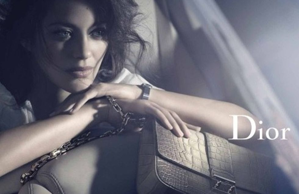 Marion Cotillard sexy pour Dior
