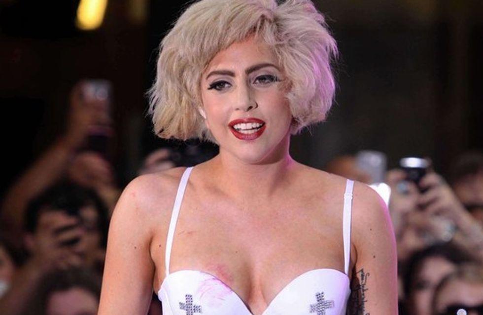 Lady Gaga sacrée citoyenne d'honneur de Sydney