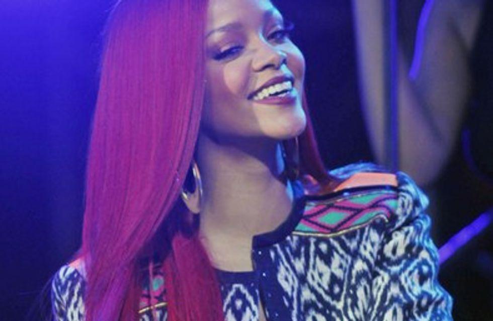 Rihanna : Elle ne respire que par sa carrière
