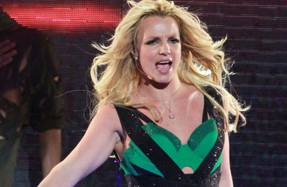 Britney Spears : sa tournée fait un flop !