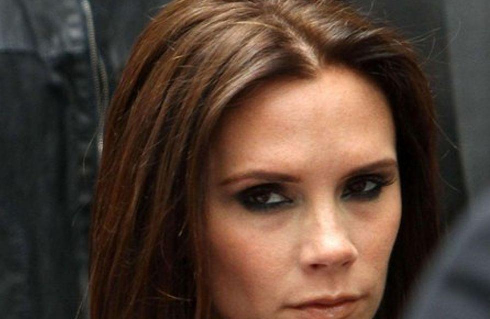 "Victoria Beckham : sa petite Harper Seven sera ""comme Kate Middleton"""