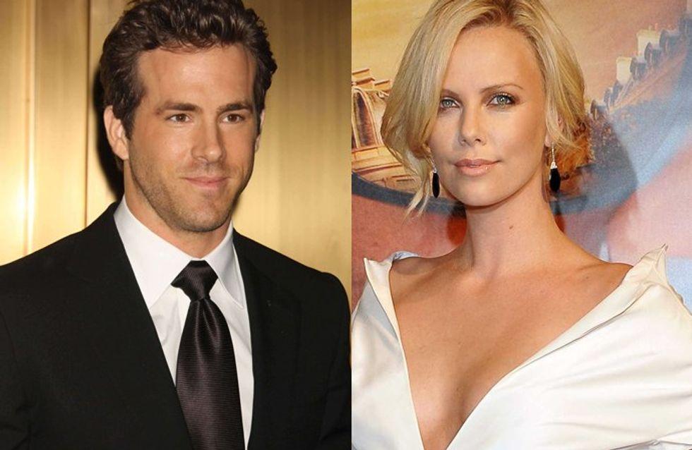 Ryan Reynolds et Charlize Theron : Ensemble depuis des mois