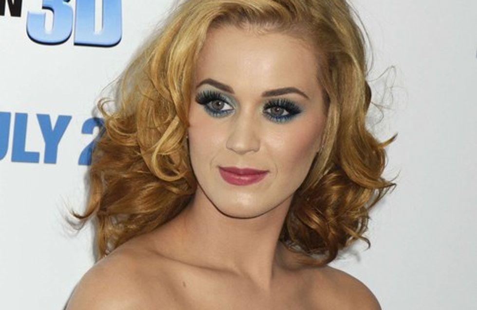 Katy Perry en deuil...