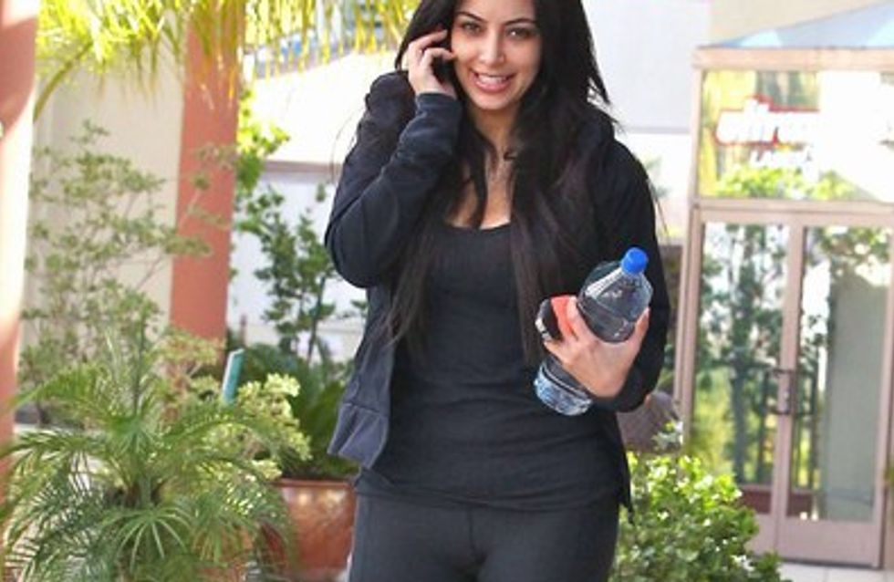 Kim Kardashian : un corps de rêve pour son mariage