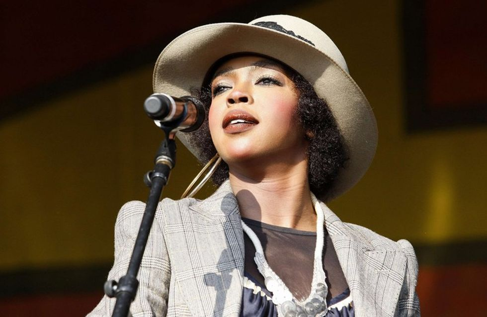 Lauryn Hill : elle défend son ex, qui n'est pas le père de son bébé
