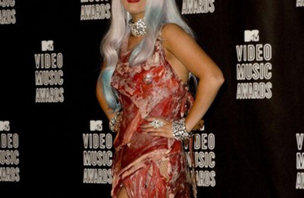Lady Gaga : maintenant elle habille les enfants
