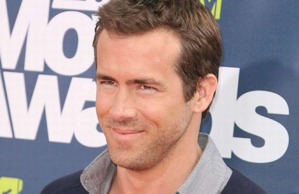 Ryan Reynolds : J'ai l'air d'être en mission de speed-dating
