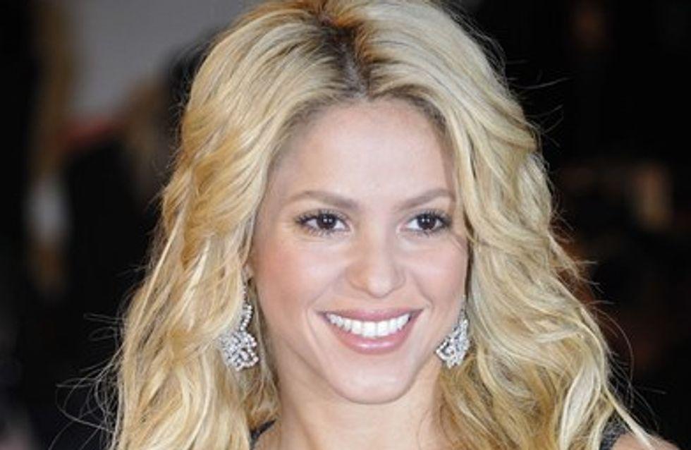 Vidéo : Shakira, envoûtante pour présenter son parfum