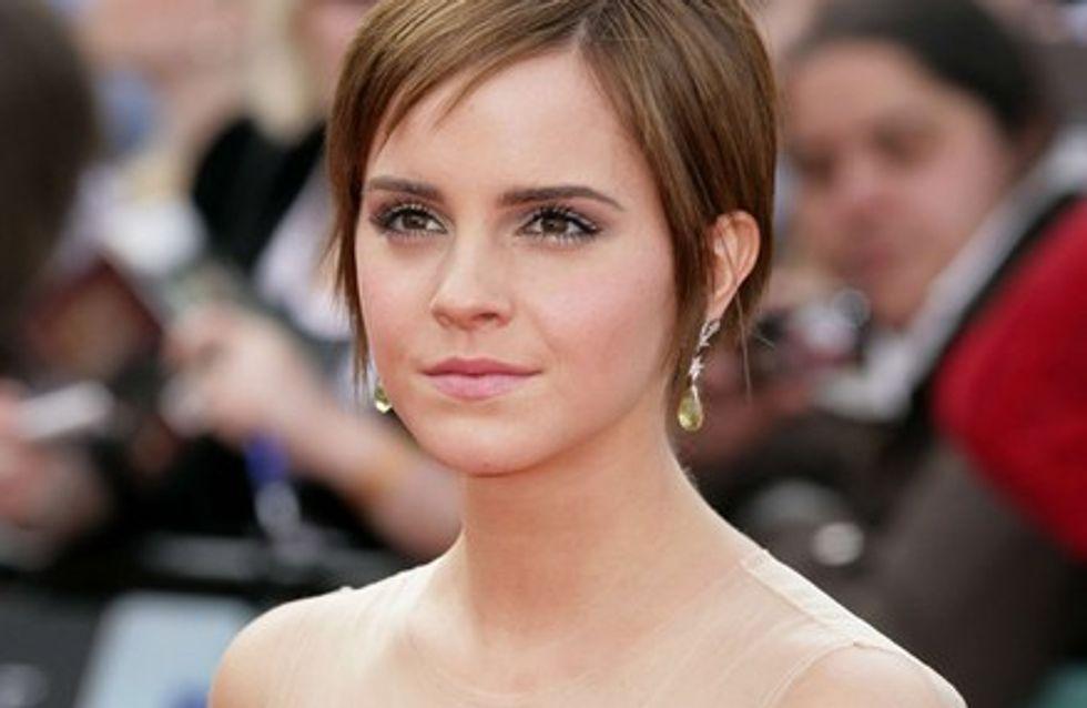 Emma Watson : elle préfère la musique aux garçons