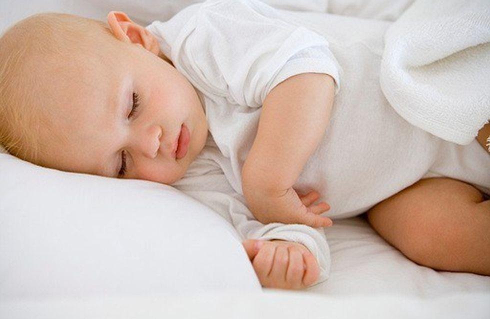 Je baby te slapen leggen