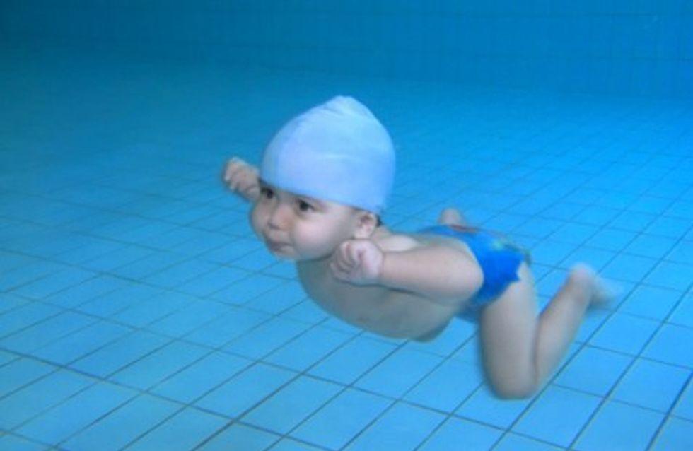 Ga babyzwemmen met je kleine spruit!