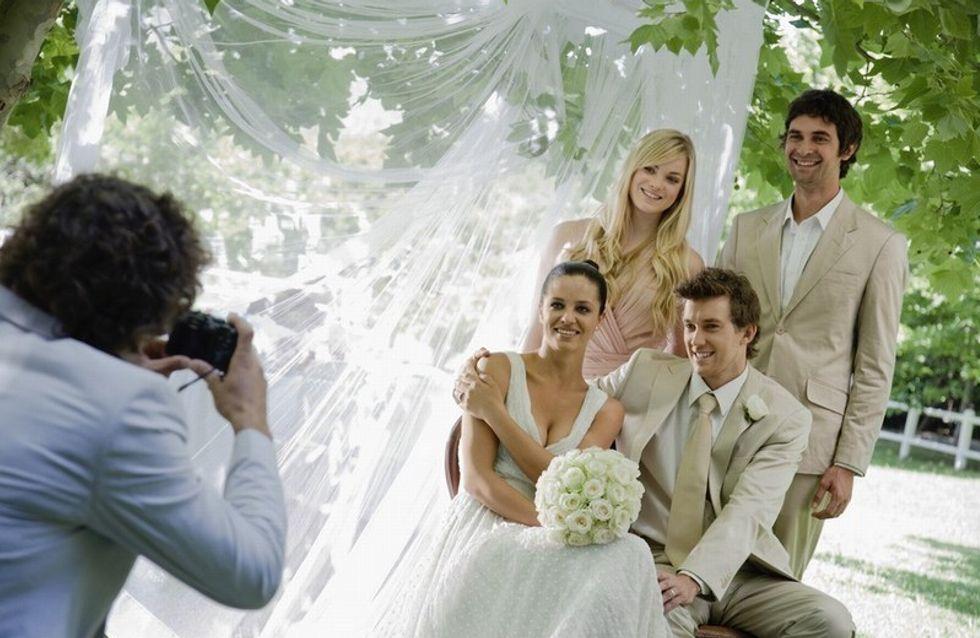 Onvergetelijke trouwfoto's
