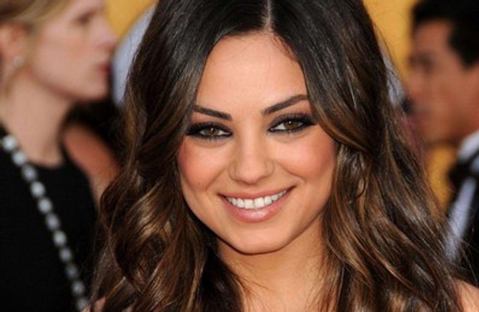 Mila Kunis : en couple avec Justin Timberlake ?