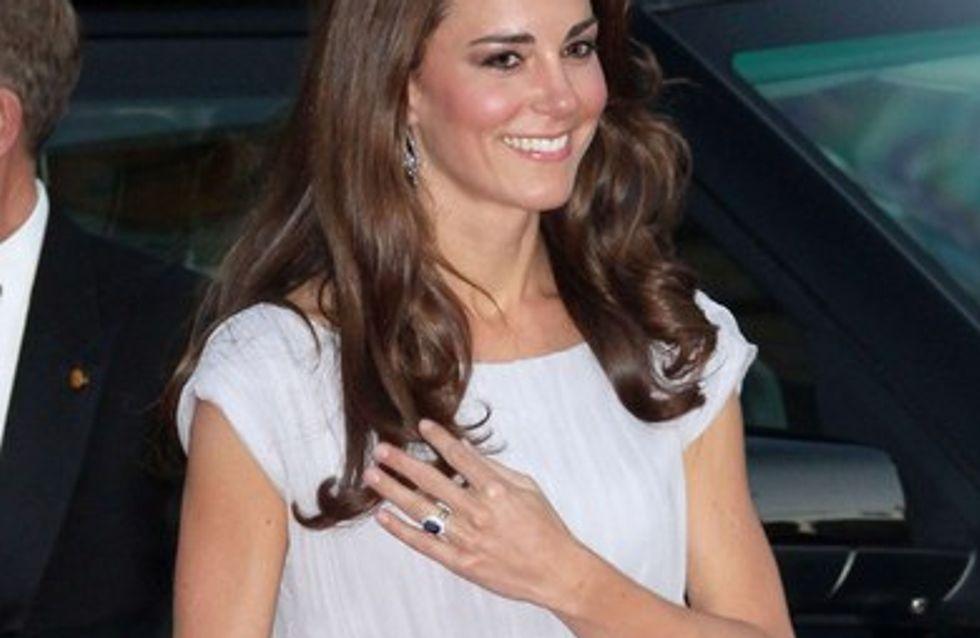 Kate Middleton en danger ?